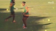 Ronaldinho'dan Antremanda Mükemmel Hareket