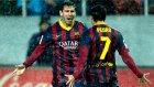 Sevilla 1-4 Barcelona (Maç Özeti)