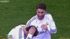 Cristiano Ronaldo'nun Kafasına Çakmak Geldi