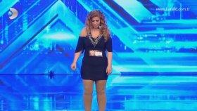 X Factor - Sevda Yaman - Firuze