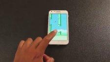 Flappy Bird Yüzünden Telefon Parçalamak!