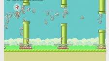 Flappy Bird'ü 1000 Kişiye Karşı Oynamak