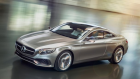 Mercedes S-Class Coupe 2014 !