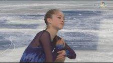 Olimpiyatlarda Tarih Yazan 15 Yaşındaki Kız: Yulia Lipnitskay