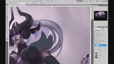 Gücün Karanlık Yüzü, Syndra Art Spotlight