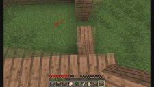 Minecraft Hayatta Kalmak 2 Bölüm 1 (İlk Gece)