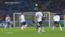 Mario Balotelli'den Fantastik Gol (AC Milan 1-0 Bologna)