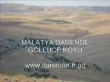 Malatya Darende Göllüce Köyü
