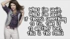 Shake It Up - Selena Gomez - Lyrics (Full)