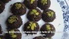 Çikolatalı Kadayıf Topları Tarifl