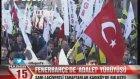 Fenerbahçe'de ''Adalet'' Yürüyüşü