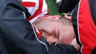 Dili Boğazına Kaçan Futbolcu Ölümden Döndü