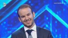 Cumali Özkaya - Gördükçe Seni Tazelenir Sanki Hayatım (X Factor)