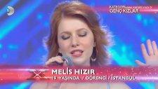 Melis Hızır - Grenade (X Factor)