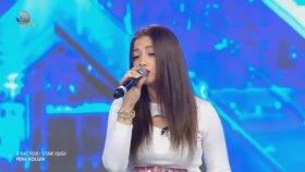 X Factor - Şebnem Keskin - Vazgeçtim