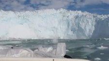 Şok Eden Buzul Tsunamisi