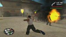 Gta: San Andreas Zombie Alarm Modu