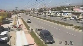 Çorum'da Trafik Kazaları Mobeseye Yansıdı