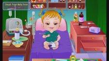 Baby Hazel Got Sick Gameplay For Little Kids