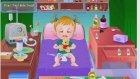 Bebek Bakma Oyunu Bebek Hazel Hastalanmış