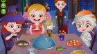 Bebek Hazel Cadılar Bayramı Oyunu Oyna