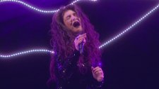 Disclosure and Lorde - Royals/White Noise (The Brit awards 2014)