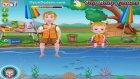 Hazel Bebek Balık Tutuyor - Hazel Bebek Çocuk Oyunları