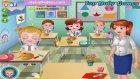 Hazel Bebek Ev Ödevi Oyunu - Hazel Bebek Çocuk Oyunları