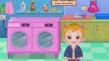 Hazel Bebek Temizlik Oyunu