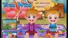 Hazel Bebek Ve Arkadaşı Oyunu - Hazel Bebek Oyunları