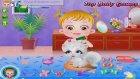 Hazel Bebek ve Yaramaz Kedisi - Hazel Bebek ile Evcil Havyan Bakımı Oyunu