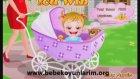 Hazel Diş Temizleme - Bebek Bakma Oyunları