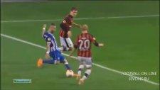 Porto 2-2 Eintracht Frankfurt (Maç Özeti)