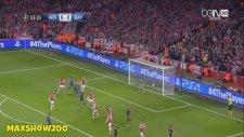 Toni Kroos'dan Arsenal Kalesine Süper Gol!