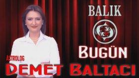 BALIK Burcu, 22 Şubat 2014, GÜNLÜK Astroloji Yorumu- Astrolog DEMET BALTACI - Bilinç Okulu