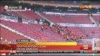 Beşiktaş Maçı Öncesi Ali Sami Yen TT Arena'da Son Durum