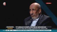 Abdurrahman Dilipak: Türkiye'ye Karşı Topyekün Örtülü Bir Savaş Başlatıldı - A Haber