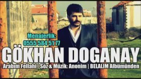 Gökhan Doğanay - Arabım Fellahi 2014 (Yeni Albüm)