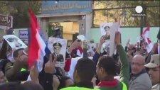 Mısır'da Hükümet İstifa Etti!
