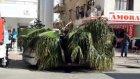 Önlem Alınmadan Kesilen Ağaç Otomobil Üzerine Devrildi!