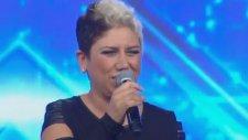 Canan Ay - Değmesin Ellerimiz (X Factor)