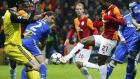 Chedjou'nun Chelsea'ye Attığı Gol (Tribün Çekimi)