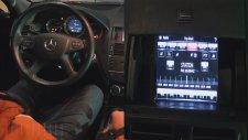 Convex Mercedes C180 Ve C200 Multımedıa Navıgasyon Caraudıosoul Den