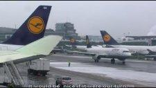 Lufthansa Boeing 747 ile EDDF'den KLAX'a Yolculuk
