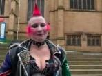 Punkçı Kızın Afete Dönüşmesi