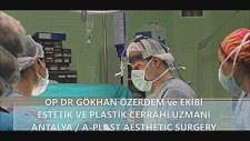 Türkiye Antalya'da Burun Estetiği Ameliyatı