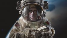Van Damme Bu Kez Uzayda