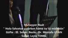 Leyla Temel - Nola Fahretse Yazarken