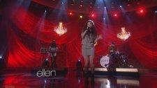 Lorde - Royals Ellen 2014