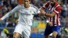 Atletico Madrid 2-2 Real Madrid (İlk Yarı Full Maç Özeti)